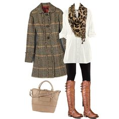 OOTD - 1/14, created by wrymommy.polyvore.com