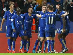 Leicester to take another step