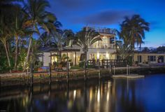 1023 White Drive, Delray Beach: Exuding charm, this fabulous waterfront home has it all. Completely renovated with loving care and constructed with extraordinary quality, this home offers over 4,400 square feet and is designed for both casual and formal entertaining. The home features a spacious open grand formal living room highlighting wide water views and a masterfully styled kitchen with state-of-the-art appliances. More info here: http://www.corcoran.com/florida/listings/display/3104897