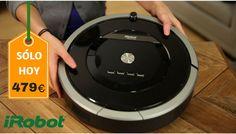 ¡OFERTA DEL DÍA! iRobot Roomba 865 por sólo 479€ ¡Ahorras 120 euros!  ¿Buscas iRobot Roomba rebajado de precio? Consíguelo aquí Hoy estás de suerte si estabas buscando un iRobot de la marca Roomba que te ayude en las tareas del hogar a cualquier hora y en cualquier momento. Este iRobot Roomba 865 hoy tiene una oferta muy jugosa, por 479 euros. Dado que su precio...