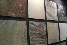 A carioca Seville importa da China porcelanatos que imitam pedras naturais com maestria, perfeição e resistência. A empresa oferece enorme variedade de cores e padrões como a peças quadradas de 60 cm, 80 cm ou 100 cm, dependendo do modelo. Os produtos foram expostos na Feicon Batimat 2012, até 31 de março, no Pavilhão do Anhembi, em São Paulo