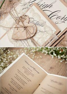 2015-ös esküvői meghívó trendek | Esküvői Magazin