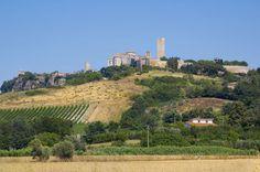 Italy - Lazio - Tarquinia (Viterbo) - il borgo