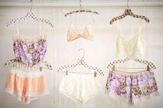 Floral | Under Garments