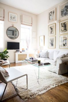 Small Living Room Home Design Ideas | Apartment Therapy