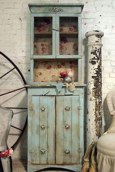 Farmhouse Cupboard