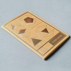 Polyhedra jotter.
