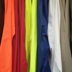 Keep the rain at bay with a @kway_official - we have a multitude of colours to choose from. Available in store and online now.  #KWay #letitrain #waterproof #breatheable #packable #outerwear #jackets #philipbrownemenswear