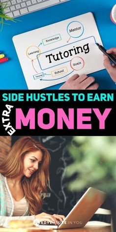 Even if you work a full-time job, there are dozens of ways to make money outside of work. Here are 36 ways to make some cash on the side check it out! Earn More Money, Way To Make Money, Extra Cash, Extra Money, Amazon Mechanical Turk, School Goals, Earn Extra Income, Work From Home Jobs, Virtual Assistant