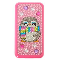 Peppie the Penguin Cosmetic Smart Phone Set, Little Girl Toys, Toys For Girls, My Little Pony, Little Girls, Barbie Doll House, Barbie Dolls, Justice Store, Cute Pencil Case, Mermaid Birthday Cakes