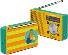 """TechniSat kooperiert mit der WDR mediagroup und bringt das erste DAB+ """"Maus-Radio"""" auf den Markt. - Eifel - Zeitung Radios, Eifel, Newspaper"""