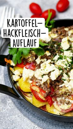 Minced Meat Dishes, Feta, My Favorite Food, Favorite Recipes, Low Carb, Creme Fraiche, Spicy Recipes, Plant Based Recipes, Easy Meals