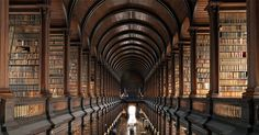 Libraries or heaven on Earth?