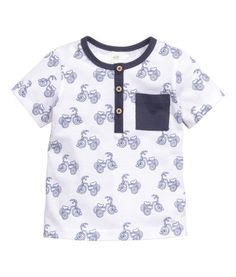 c060e349 H&M - Fashion and quality at the best price | H&M US. Henley ShirtsT  ShirtsKids ...