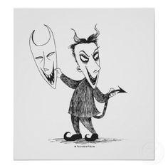 "timburtonsblog: "" "" Original sketches by Tim Burton. "" The ..."