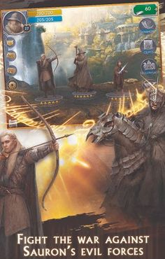 Download The Lord of The Rings: Legends Apk