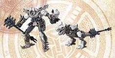 """Transformers-Actionfiguren - Bis zum 15. Oktober verlost Pointer drei """"Transformers Movie 5 Premier Voyager""""-Actionfiguren."""