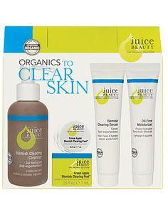 Juice Beauty Organics to Clear Skin £39