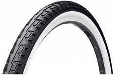Buy Continental TourRide Puncture Protection Wired Commuting Tyre from Price Match, Home delivery + Click & Collect from stores nationwide. Online Bike Shop, Bicycle Store, Vintage Bicycles, Wire, Black And White, Vehicles, Evans, Bicycle Shop, Black White