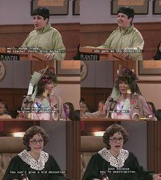 Judge Trudy | The Amanda Show