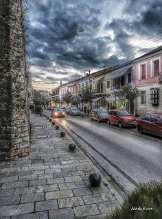 Ιωάννινα απο την Νακ Καν.....Ioannina Epirus,#greece