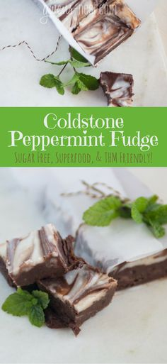 This decadent peppermint fudge recipe will blow your mind...it's incredibly…