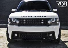 Range Rover by R Dream Body Shop