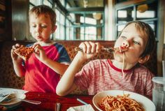 Kids Eat Free at Restaurants All Over Los Angeles
