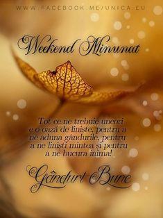 Happy Weekend, Optimism, Motivation, Day, Inspiration