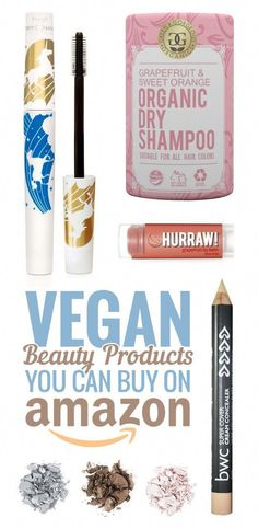 favorite online retailer has a wide variety of cruelty free, organic, and vegan brands at the ready. Who's ready to shop?Everyone's favorite online retailer has a wide variety of cruelty free, organic, and vegan brands at the ready. Who's ready to shop? Beauty Care, Diy Beauty, Beauty Hacks, Beauty Skin, Beauty Buy, Homemade Beauty, Beauty Ideas, Beauty Secrets, Face Beauty