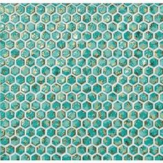 Thumb dwell 6dht turquoise hexagon gold 30x28 5 r