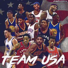 Team USA 6/27/2016
