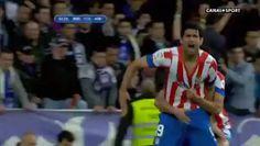 Real Madrid 1 - 2 Atletico Madrid