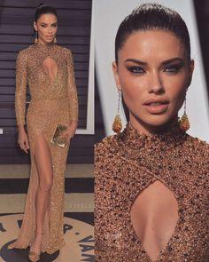 Claudia Schiffer, Irina Shayk, Adriana Lima, Top Models, Angelina Jolie, Oscar Dresses, Evening Dresses, Diva Fashion, Fashion Models