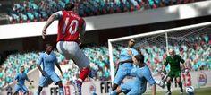 FIFA 13 continúa arrasando en la lista británica de videojuegos