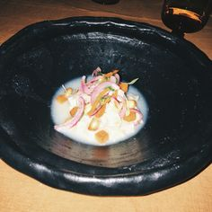 Ceviche of Red Snapper @LosEnamorados #3