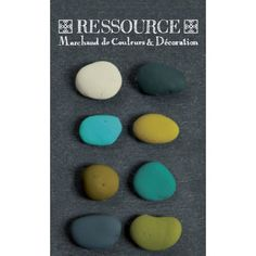 Ressource, la collection Confluence par Robert Gervais, 2014, bleu, vert, gris