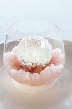 Snow egg - Quay restaurant