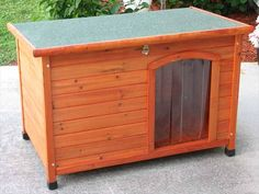 Dog Crates Made Out of Pallets | Pallet Furniture DIY