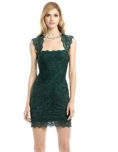 emerald lace = love