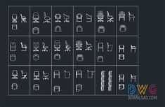And about chair cad blocks, cad blocks. Cad Blocks, Chair, Stool, Chairs