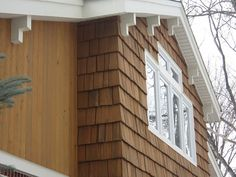 Wrcla Red Cedar Siding From Managed Forests In Bc With Glass And Stacked Stone Mid Century