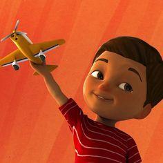 I like airplanes.