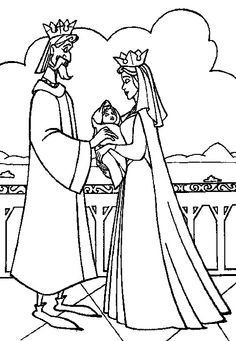49 Gambar Sleeping Beauty Coloring Pages terbaik ...