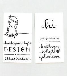 cute business cards
