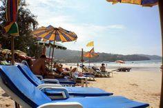 Patong Beach Patong Beach, Jet Ski, Getting Bored, Phuket, Sun Lounger, Night Life, Island, Country, Water