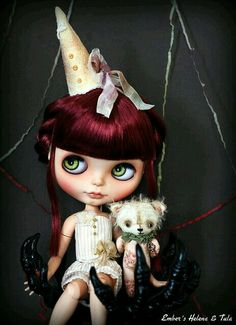 Blythe Dolls Happy Birthday