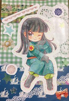 Mai Mai Chan, Trunks And Mai, Db Z, Rwby, Art Blog, Dragon Ball Z, Chibi, Fan Art, Cute