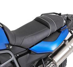 Motorrad Sitzbankumbau mit Gel-Einlage BMW
