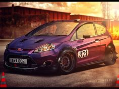 Ford Fiesta Dirty by tuninger on DeviantArt